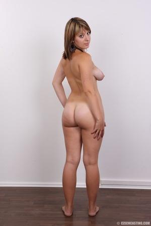 Sweet looking plump girl models big tits - XXX Dessert - Picture 18