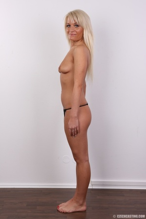 Sweet vanilla flavor blonde has exciting - XXX Dessert - Picture 8