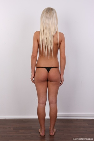 Sweet vanilla flavor blonde has exciting - XXX Dessert - Picture 9