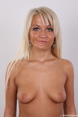 Sweet vanilla flavor blonde has exciting - XXX Dessert - Picture 11