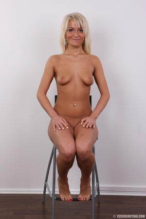 Sweet vanilla flavor blonde has exciting - XXX Dessert - Picture 18