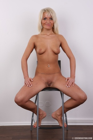 Sweet vanilla flavor blonde has exciting - XXX Dessert - Picture 19