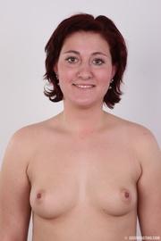 plump lusty red hair