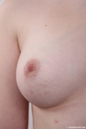 Pretty blonde with sexy chubby figure sh - XXX Dessert - Picture 12