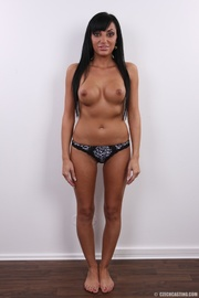 bronze sexy chick with