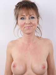 Matured lady with surprisingly firm tits, - XXX Dessert - Picture 9