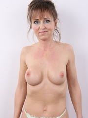 Matured lady with surprisingly firm tits, - XXX Dessert - Picture 10