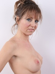 Matured lady with surprisingly firm tits, - XXX Dessert - Picture 15