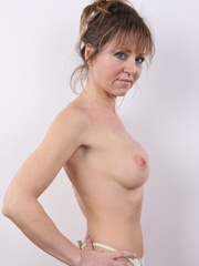 Matured lady with surprisingly firm tits, - XXX Dessert - Picture 16