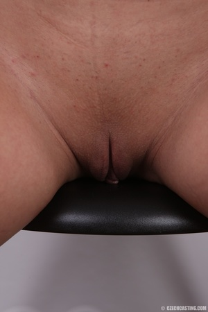 Hot bodied fleshy brunette with cute rou - XXX Dessert - Picture 20