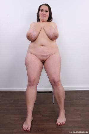 Big, chubby and seductive chick with mas - XXX Dessert - Picture 19