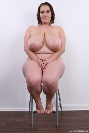 Big, chubby and seductive chick with mas - XXX Dessert - Picture 22