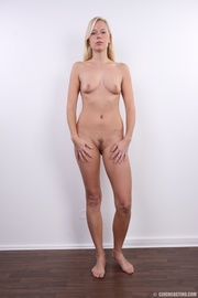 lusty likable blonde with