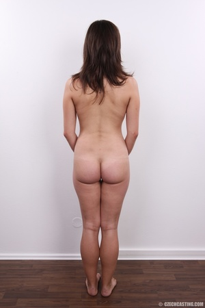 Brunette shows tight butt, soft cute tit - XXX Dessert - Picture 21