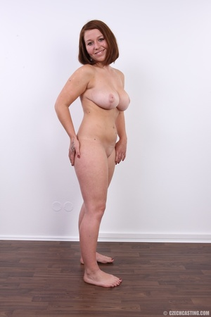 Hot brunette with big tits and interesti - XXX Dessert - Picture 17