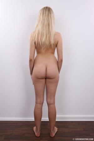 Erotic smiling blonde with super excitin - XXX Dessert - Picture 21
