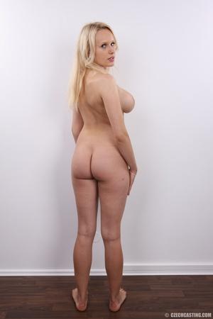 Erotic smiling blonde with super excitin - XXX Dessert - Picture 22