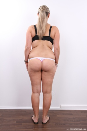 Hot chubby blonde with super big tits, h - XXX Dessert - Picture 8