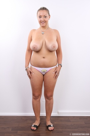 Hot chubby blonde with super big tits, h - XXX Dessert - Picture 9