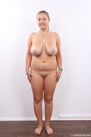 Hot chubby blonde with super big tits, h - XXX Dessert - Picture 15