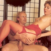 Hairy seventies lady seduced by this - XXX Dessert - Picture 13