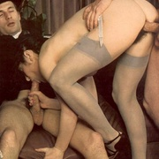 Horny seventies priest boning two wet and - XXX Dessert - Picture 10
