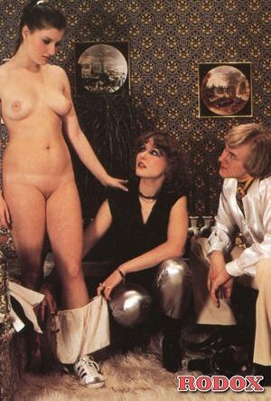 ретро порно коллекция фото