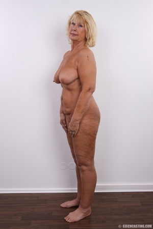 Matured chubby blonde still looking hot  - XXX Dessert - Picture 11
