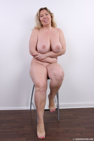 Horny and slutty blonde mama with super  - XXX Dessert - Picture 18