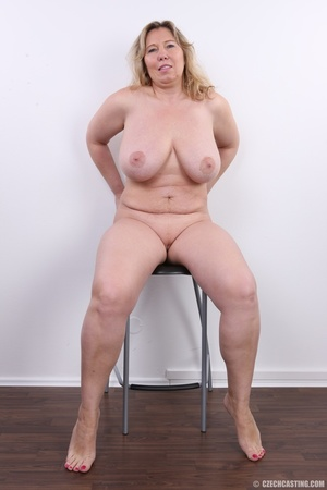 Horny and slutty blonde mama with super  - XXX Dessert - Picture 20