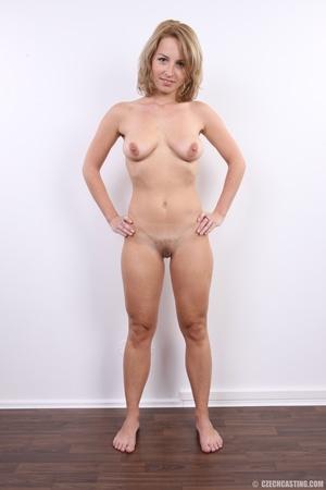Cute sexy blonde with perfect round boob - XXX Dessert - Picture 11