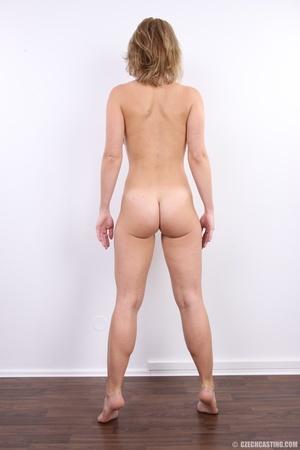 Cute sexy blonde with perfect round boob - XXX Dessert - Picture 13