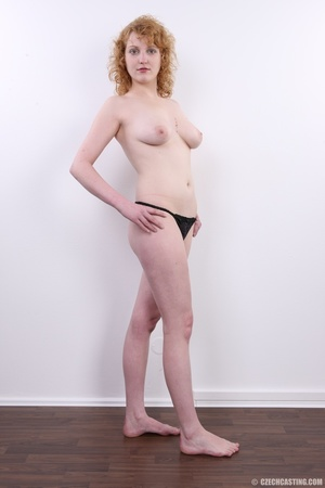 Sweet gold blonde with lusty body shows  - XXX Dessert - Picture 15