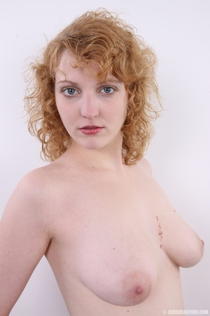 Sweet gold blonde with lusty body shows  - XXX Dessert - Picture 16