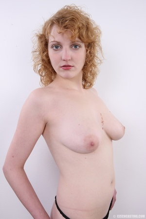 Sweet gold blonde with lusty body shows  - XXX Dessert - Picture 17