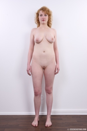 Sweet gold blonde with lusty body shows  - XXX Dessert - Picture 18