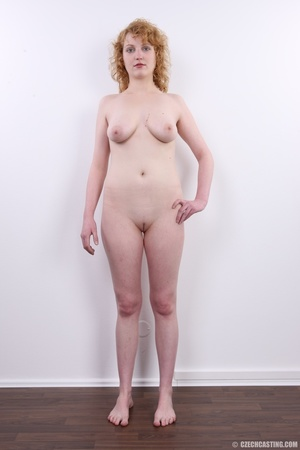 Sweet gold blonde with lusty body shows  - XXX Dessert - Picture 19