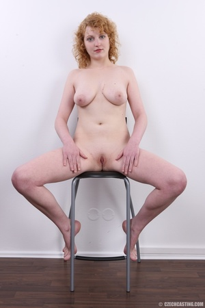 Sweet gold blonde with lusty body shows  - XXX Dessert - Picture 22