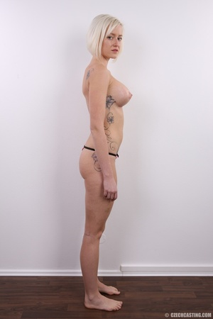 Tall, sexy tattooed blonde with perfect  - XXX Dessert - Picture 10