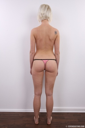Tall, sexy tattooed blonde with perfect  - XXX Dessert - Picture 11