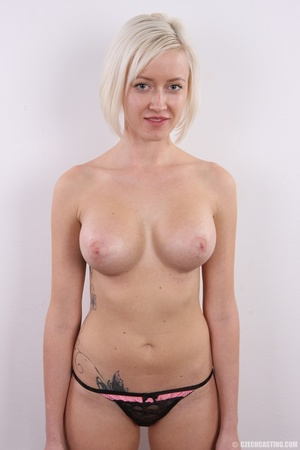 Tall, sexy tattooed blonde with perfect  - XXX Dessert - Picture 12