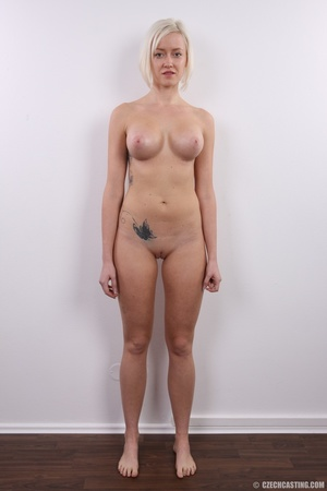Tall, sexy tattooed blonde with perfect  - XXX Dessert - Picture 15