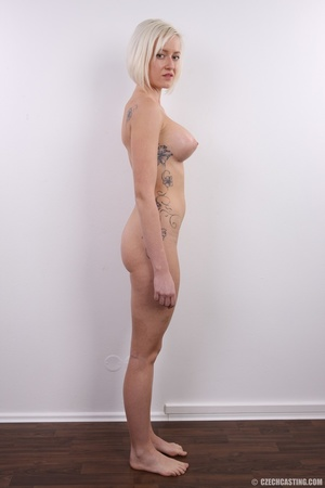 Tall, sexy tattooed blonde with perfect  - XXX Dessert - Picture 16