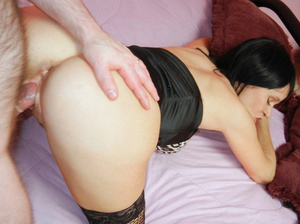 Hot slutty chick with big tits enjoys hot pussy banging after cock sucking - XXXonXXX - Pic 6