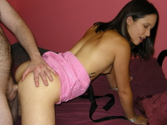 Hot erotic pussy drilling action after steamy - XXXonXXX - Pic 5