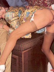 Very sexy secretary fucking her horny - XXX Dessert - Picture 7