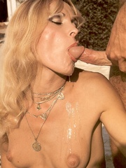Horny guy loves banging a sexy shemale - XXX Dessert - Picture 14