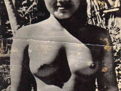 Vintage exotic beauties love posing naked - XXX Dessert - Picture 9