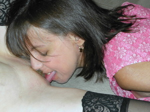 Young cute slut gets together with hot matured chick for fucking with big dildo - XXXonXXX - Pic 2