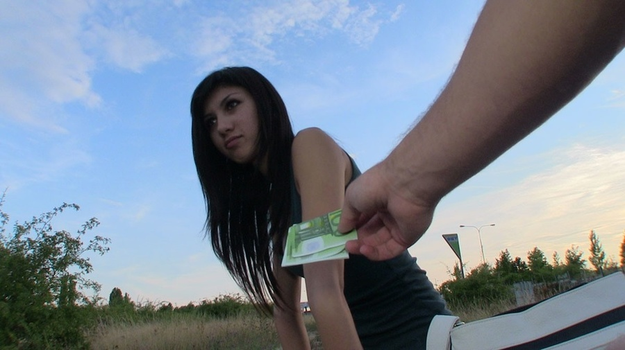 Publicagent hot asian babe fucks stranger for money 9